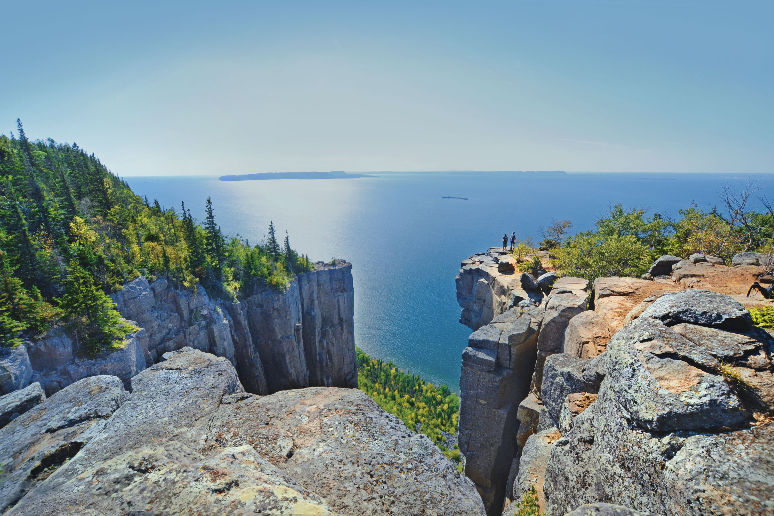 Sleeping Giant Provincial Park