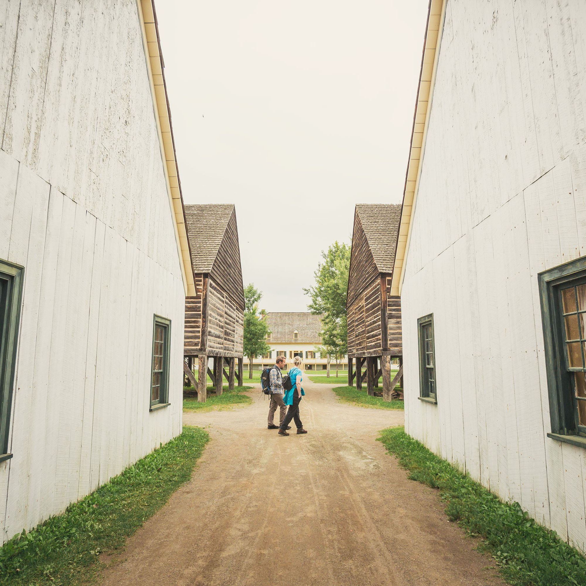 Fort Wiliam Historical Park
