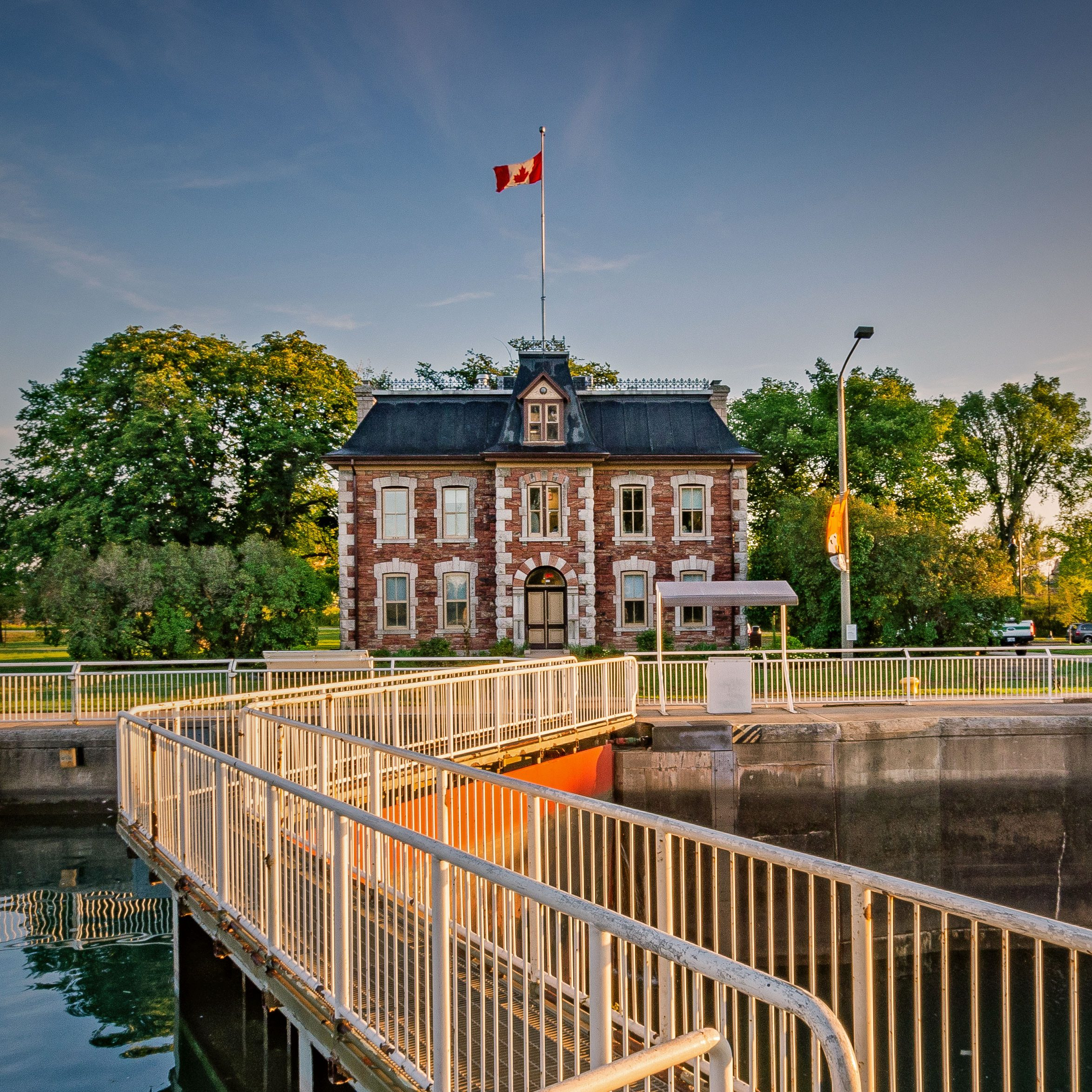 Sault Ste. Marie Canal National Historic Site