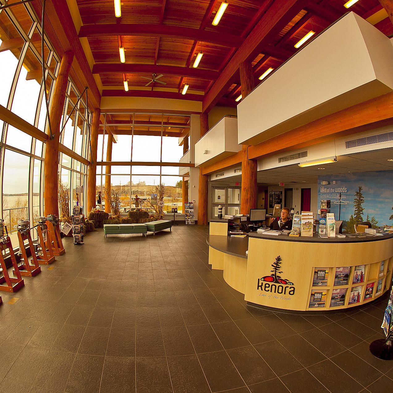 discovery centre inside 4